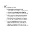 Animals: Unit Plan