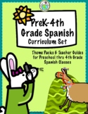 Elementary Spanish Curriculum BUY OUR SHOP Volume 1