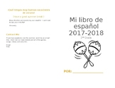 Elementary Spanish Review Booklet, 2nd Grade