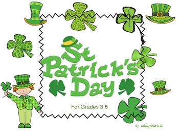 Elementary St. Patrick's Day Fun