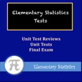 Elementary Statistics Tests