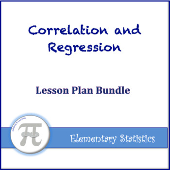 Elementary Statistics Unit Five Lesson Plan Bundle