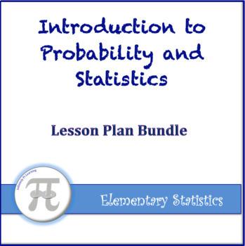 Elementary Statistics Unit One Lesson Plan Bundle