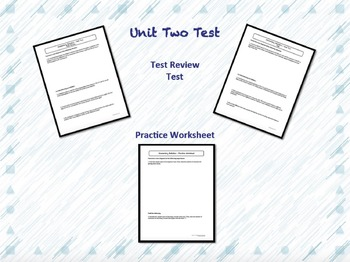 Elementary Statistics Unit Two Lesson Plan Bundle