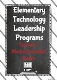 Elementary Technology Leadership Programs: A Guide for Tea