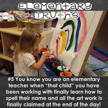 Elementary Truths: Quotes for Elementary Teachers