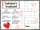 Elementary Valentine's Day Activities: Crossword Puzzle / Word Search