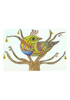 Elementary Visual Art Project - Partridge