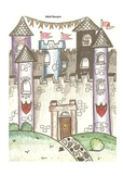 Elementary Visual Art Project - Castle
