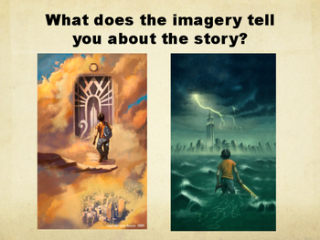 Elementary Visual Narrative Presentation