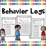 Elementary Behavior Log