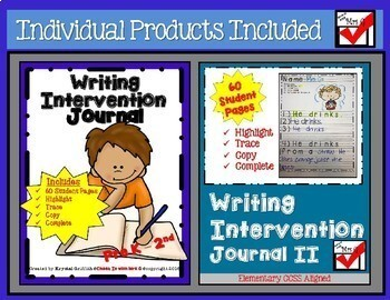 Elementary Writing Bundle