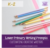 Elementary Writing Prompts * Distance Learning