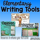 Elementary Writing Tools (Narrative, Informational & Opinion) BUNDLE