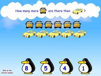 Elementary math grade 1 common core 1.OA.1