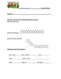 Elementary spanish quiz