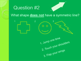 Math Movement Energizers - Elementary/Middle School - Mixe