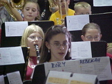 Elementary/Middle School Signs for Music Stands
