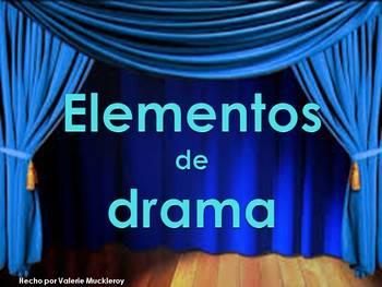 Elementos de drama