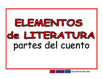 Elementos de literatura rojo