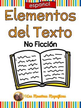Elementos del Texto No Ficcion Cirujia (Surgery)