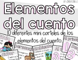 Elementos del cuento (Spanish Story Elements)