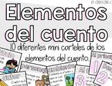 Elementos del cuento (Spanish Story Elements)