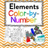 Elements Color-by-Number