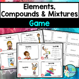 Elements, Compounds & Mixtures Game