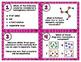 Elements, Compounds, & Mixtures Task Cards
