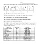 Elements, Compounds, Mixtures Worksheet with Answer Key