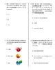 Elements & Compounds Quiz, Test, or WS MOD