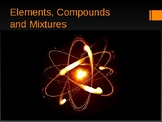 Elements, Compounds and Mixtures (Chemistry) - Grades 7-9