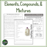Elements, Compounds, and Mixtures, OH MY!