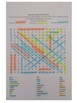 Elements, Compounds, and Mixtures Word Search - Color-Coded