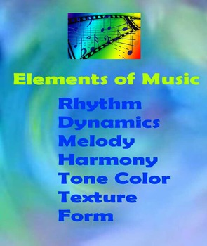 Elements Of Music MS