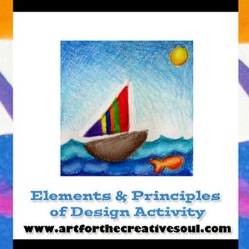 Elements & Principles of Design Activity