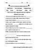 Elements & Principles of Design Vocabulary Test