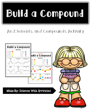 Elements and Compounds- Build a Compound Activity