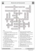Elements and Compounds [Crossword Puzzle]