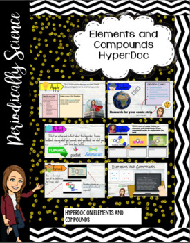 Elements and Compounds HyperDoc