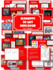Elements of Art and Principles of Design Art Lesson with Printables