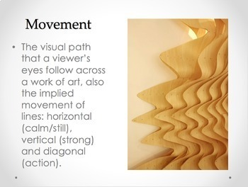 Elements and Principles of Art PowerPoint presentation