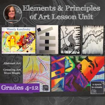 Elements and Principles of Art Unit
