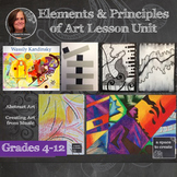 Elements and Principles of Art Unit