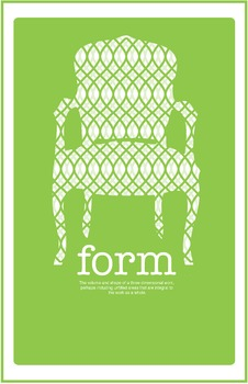 Elements and Principles of Design: Form