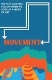 Elements and Principles of Design: Movement