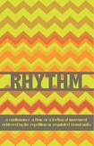 Elements and Principles of Design: Rhythm