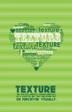 Elements and Principles of Design: Texture