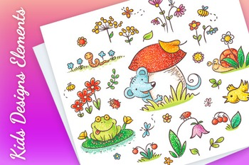 Elements for Kids Designs